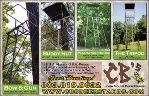 Hunting Stands | Tree Stands Augusta GA | Aiken SC Hunting Tree Stands